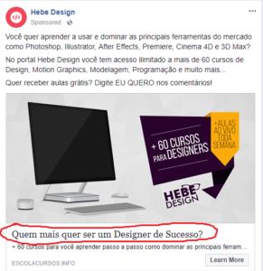 hebe design - good ad
